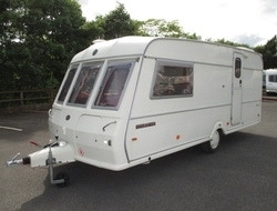 Buccaneer Elan 15/2 Sold as seen, 2 Berth, (1996) Touring Caravan...