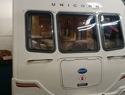 Bailey Unicorn Valencia 4 berth, (2012) Touring Caravan for Sale