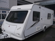 Elddis Xplore 504 / 4 4 berth, (2011) Touring Caravan for Sale