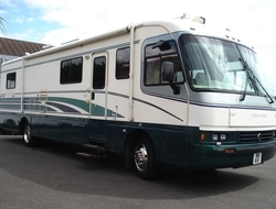 Holiday Rambler Super Slide 1997 36ft, Berth, (1997) Used Motorho...
