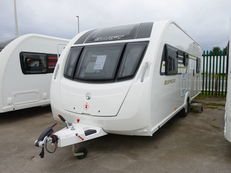 Sprite Major 6 TD 6 berth, (2017) Touring Caravan for Sale in Torksey