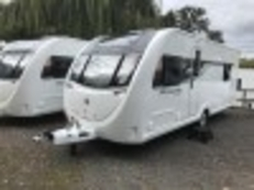 Swift Classic Pirouette 2018 4 berth, (2018) Touring Caravan for Sale