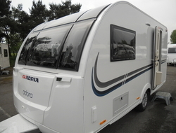 Perfect  GT60 5104 4 Berth Touring Caravan For Sale In Cheshire  CS7058EF2