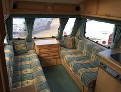 Abbey Expression 470, 2 Berth, (2002) Used Touring Caravans for sale