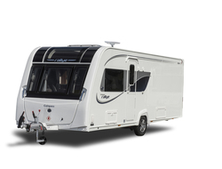 Compass Rallye 554, 4 Berth, (2016) New Touring Caravans for sale