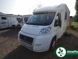 Ace Airstream 630EW 2008, 2 Berth, (2008) Motorhomes for sale