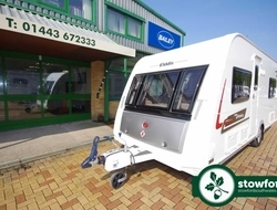 Elddis Affinity 540 2013, 4 Berth, (2013) Touring Caravans for sale