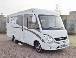 Hymer M-LI 580 For Sale, 4 Berth, (2017) New Motorhomes for sale
