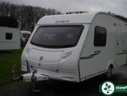 Sprite Alpine 2 2008, 2 Berth, (2008) Touring Caravans for sale