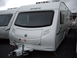 Sprite Alpine 2 2007, 2 Berth, (2007) Touring Caravans for sale