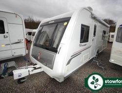 Elddis Crusader Shamal 2012, 4 Berth, (2012) Touring Caravans for...