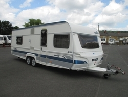 Fendt Platin 650 TFD SE. , 4 Berth, (2008) Touring Caravans for sale