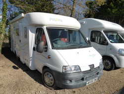 Pilote Aventura P681, Berth, (2006) Used Motorhomes for sale