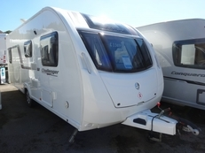 Swift Challenger Sport 554 4 berth, (2013) Motorhome for Sale