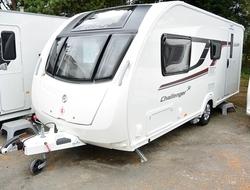 Popular Elddis Crusader Sirocco 2006 Caravans For Sale Cheshire Stalybridge