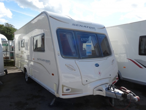 Brilliant Bailey Senator Vermont (2008) New Campervan For Sale In | CS8121377