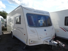 Bailey Senator Vermont 2 berth, (2008) Motorhome for Sale