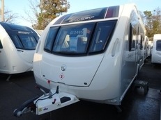 Swift Challenger Sport 564 4 berth, (2012) Motorhome for Sale