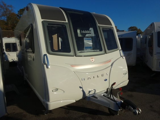 Bailey Unicorn Iii Seville, (2016) New Campervans for sale in
