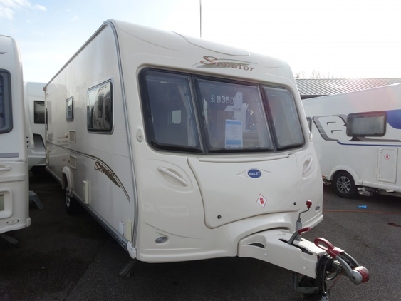 Bailey Senator Indiana, (2007) New Campervans for sale in