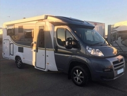 BURSTNER NEXXO T690G 'SPECIAL 55 EDITION', 2 Berth, (2014) Used M...