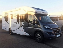 CHAUSSON WELCOME 728EB, 4 Berth, (2016) Used Motorhomes for sale