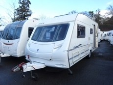 Ace Award Tristar 4 berth, (2006) Motorhome for Sale