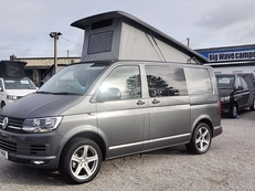 VW Transporter T6 102 ps Pop top Conversion (2017) Motorhome for Sale
