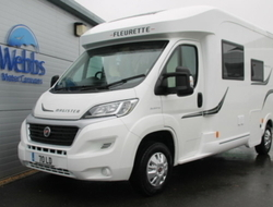 Fleurette Magister 70 LD, 4 Berth, (2017) New Motorhomes for sale
