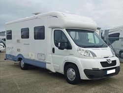 PIONEER FROBISHER, 4 Berth, (2008) Used Motorhomes for sale