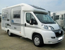 AUTO-SLEEPERS BROADWAY EB, 2 Berth, (2012) Used Motorhomes for sale