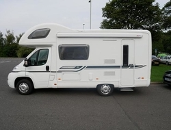 BESSACARR E435, 5 Berth, (2011) Used Motorhomes for sale