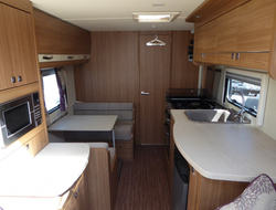 Compass Rallye 530, Berth, (2015) Touring Caravans for sale