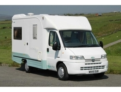 Autocruise STARDREAM 2000, 2 Berth, (2000) Used Motorhomes for sale