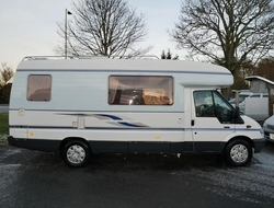 Auto-Sleeper AMETHYST, 2 Berth, (2003) New Motorhomes for sale