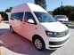 VW (Volkswagen) Transporter Long Wheel Base High Roof Four Berth Campervan Conversion, (2016)  Campervans for sale in South West for sale