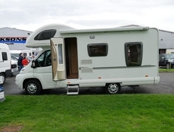 BESSACARR E425, 4 Berth, (2010) Used Motorhomes for sale