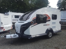 Swift Basecamp Plus 2018, 2 Berth, (2018)  Touring Caravans for sale