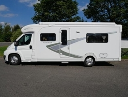 AUTOCRUISE AUGUSTA, 4 Berth, (2007) Used Motorhomes for sale
