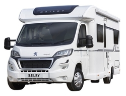 Bailey Autograph 75-4, 4 Berth New Motorhomes for sale