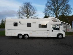BESSACARR E769, 5 Berth, (2007) Used Motorhomes for sale