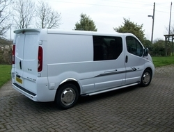 Vauxhall vivaro lwb, (2006) Used - Good condition Campervans for ...