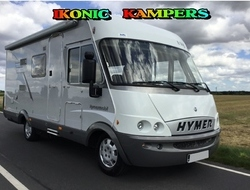 Hymer B564, 2 berth Berth, (2004) Used - Good condition Motorhome...