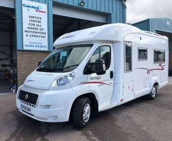 Rapido 746, 3 Berth, (2010)  Motorhomes for sale
