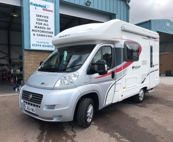 Swift 530 LP hi style, 2 Berth, (2012)  Motorhomes for sale