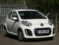 Citroen C1 Edition2014, (2014) Used - Good condition Towing Vehic...