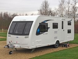 Lunar ULTIMA 574, 4 berth Berth, (2017) Brand new Touring Caravan...