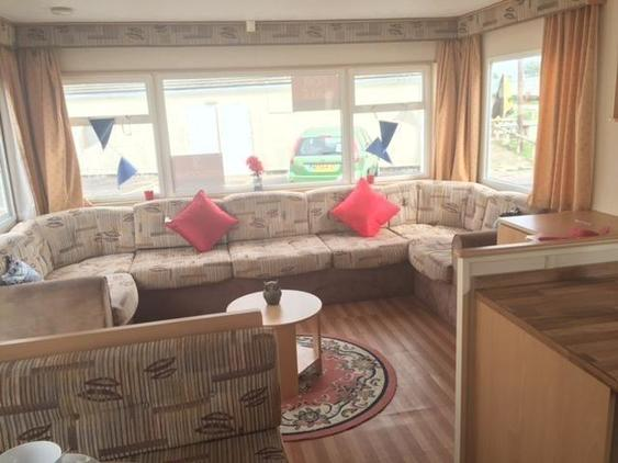Cosalt torino, > 7 berth, (2008) Used - Good condition Static Caravans for sale