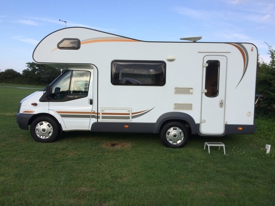 Awesome Auto-Trail Tribute 620 4 Berth (2011) Used - Good Condition Motorhome For Sale | CS752D400 ...