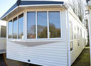 ABI elan, > 7 berth Berth, (2009) Used - Average condition for age Static Caravans for sale